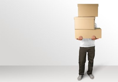 moving - box